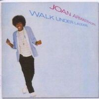 NEW CD Album Joan Armatrading - Walk Under Ladders (Mini LP Style Card Case)