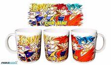 New Goku SSJ Blue Dragon Ball Z Super DBZ coffee mug 11oz Your Name Gift