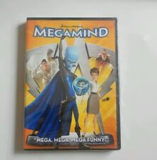 Megamind (DVD, 2011) *Brand New Sealed* dreamworks WILL FERRELL BRAD PITT  (A14)