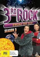 3rd Rock From The Sun : Season 5 (DVD, 2011, 3-Disc Set) - Region 4
