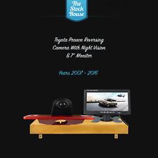 "TOYOTA PROACE REVERSING CAMERA REVERSE & 7"" MONITOR BRAKE LIGHT 2007 - 2016"