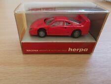 (H4) Herpa 2510 H0 1:87 Ferrari F40