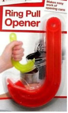 Can Jar Ring Pull Opener Gripper Disability Aid Kitchen Tool Fizzy Drink Beans