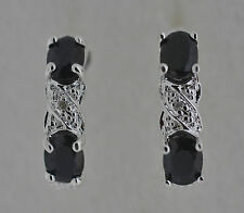 Echte Diamanten-Ohrschmuck mit Butterfly-Verschluss