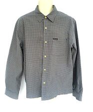 Abercrombie & Fitch Mens Long Sleeve Plaid Casual Career Shirt Size Large