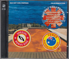 Red Hot Chili Peppers Californication Limited Edition Australian Release 2CD