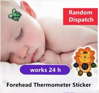 Kids Child Baby Infant Forehead Strip Head Thermometer Fever Temperature Sticker