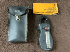 Vintage Amprobe Ultra Rs 3 Clamp Meter Withcase Amp Instructions