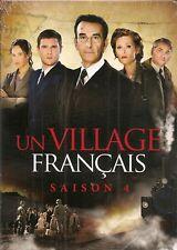 """DVD """"Un village français - Saison 4""""   - NEUF SOUS BLISTER"""