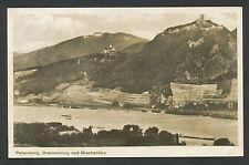 Petersberg, Drachenburg und Drachenfels