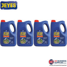 More details for jeyes fluid disinfectant ready to use 4 litre - kills germs garden patio home