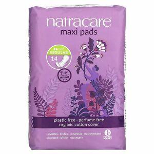 Maxi Pads, Regular, 14 Pads