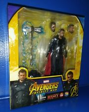 Medicom Mafex 104 Avengers Infinity War Thor In Stock Dispo Official !