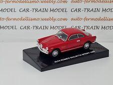 DIE-CAST Alfa Romeo Giulietta Sprint 1959 1:43 1/43 1-43