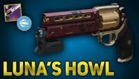 Lunas Howl 2100 Glory Rank fabled PS4 + Cross Save