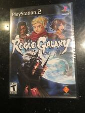 Rogue Galaxy PS2 Sony PlayStation 2 Brand New Factory Sealed