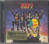 KISS - DESTROYER [REMASTER] NEW CD