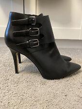 Michael Kors Black Stiletto Ankle Boots size size 40/ US 9.5