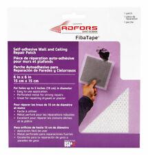 FibaTape 0ft L x 6in W Fiberglass Mesh White Self Adhesive Wall Repair Patch