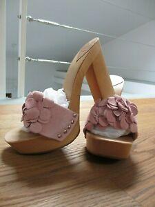 Zoccoli sandali Altissimi Sexy Mineo Mare Pietrasanta (High Heels Clogs)