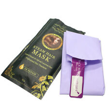 Hair Mask Automatic Heating Steam Keratin Argan Oil Treatment For Damage Hair HU