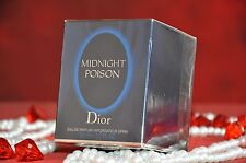 Midnight Poison Christian Dior EDP 50ml, Discontinued, Very Rare, New, Sealed