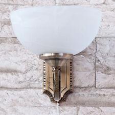 Lampe Art Nouveau Mur avec Cordon de Traction Interrupteur Applique Murale