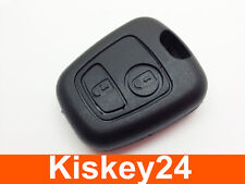 2Tasten Spare Key Housing for Citroen Saxo Xsara Picasso C2 C3 C4