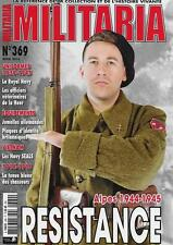 MILITARIA N° 369 / ALPES 1944-1945 RESISTANCE - VIETNAM : LES NAVY SEALS