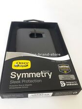 Original OtterBox Symmetry cover case for Samsung Galaxy S7 edge BLACK  77-53118
