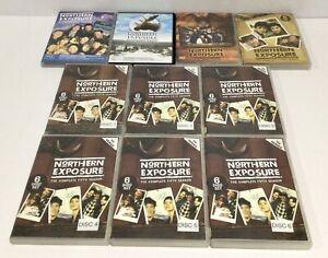 Northern Exposure Seasons 1-5 DVD 22 Discs Total Fifth Season Is Ex Rental