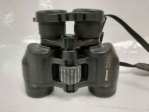 Nikon Action Binoculars 7-15x35 With Lens Caps And Neck Strap #494