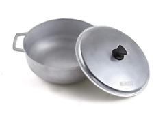 New listing 6.9Qt Traditional Colombian Caldero Aluminum Cast Oven Safe (Dutch Oven)