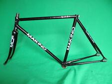 Makino NJS Approved Keirin Frame Set Track Bike Single Speed 51.5cm