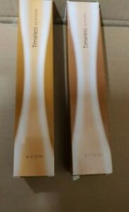 Avon Timeless Floral and Woody EDT Full size Perfume 50 ml x2 bottles