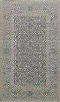 Geometric Ziegler Traditional Turkish Wool Area Rug Classic Oriental Carpet 7x10