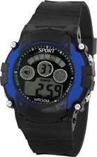 Kids Smart Blue Sports Digital Watch with light - Boy/ Girls-FLAT12OFFF