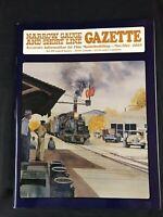 Narrow Gauge and Short Line Gazette Nov/Dec 2003