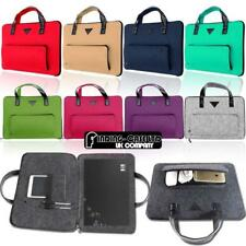 "Universal Felt Carry Bag Sleeve Case For 11"" 13"" 15"" 17"" HP ENVY Laptop Notebook"