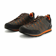 Scarpa Mens Crux Approach Shoes Brown Sports Outdoors Breathable Lightweight