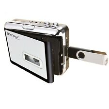 More details for neostar cassette tapes to mp3 converter adapter capture audio music player usb