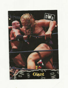 1998 GIANT Topps WCW NWO #7 Rookie Card RC   HOT HOT