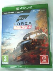 Forza Horizon 4 Standard Edition (Xbox One, 2018) BRAND NEW AND SEALED