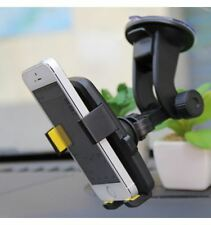 In Car Suction Phone Holder Dashboard Windscreen Universal Mount Various Colours