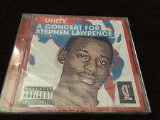 UNITY - A CONCERT FOR STEPHEN LAWRENCE - NEW CD