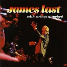 James Last ‎- With Strings Attached 2CD / Snapper Reocrds 2004