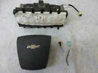 PB 47 CHEVROLET CAMARO 2010-2011-2012 13-14-15 PLUG CLOCK SPRING FIX AIRBAG OEM