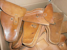 CZECH ARMY VZ61 SCORPION LEATHER HOLSTER VERY GOOD COND. USED