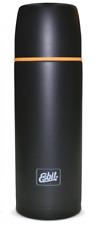 Esbit Isolierflasche Thermosflasche Edelstahl schwarz 1 Liter