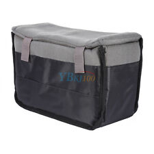 Camera Insert Partition Soft Black Inner Padded Protective Case Bag